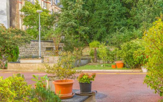 photo 1 cour immeuble achat boulainvilliers c21 paris 16 auteuil